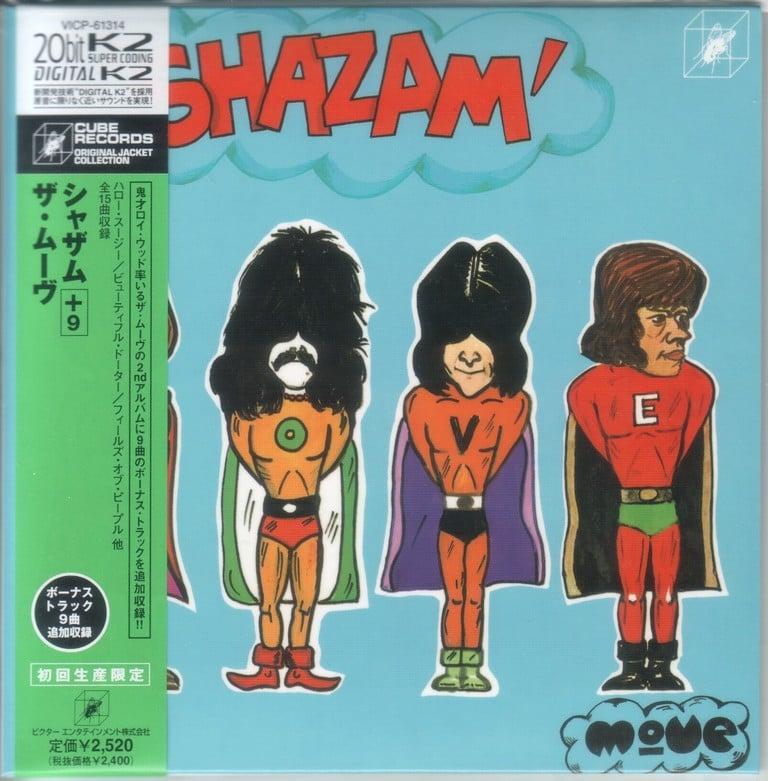 The Move Shazam