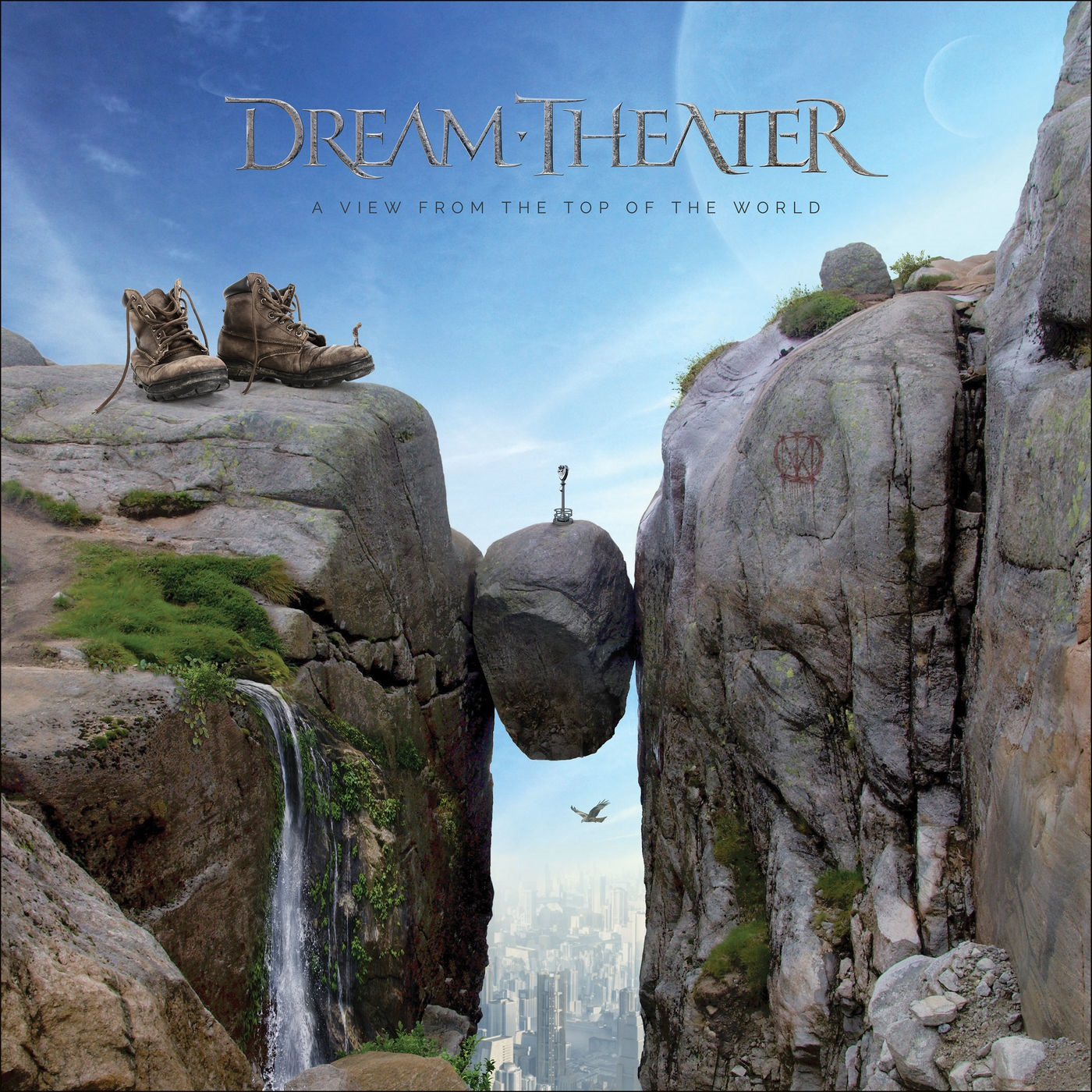 Dream Theater - A View From The Top Of The World (2021) Label: Inside Out Records