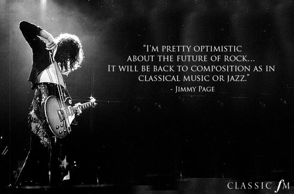 Jimmy Page sentence
